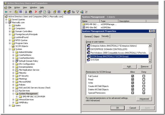 SCCM 2012: Installation & Configuration of SCCM2007 Secondary Site