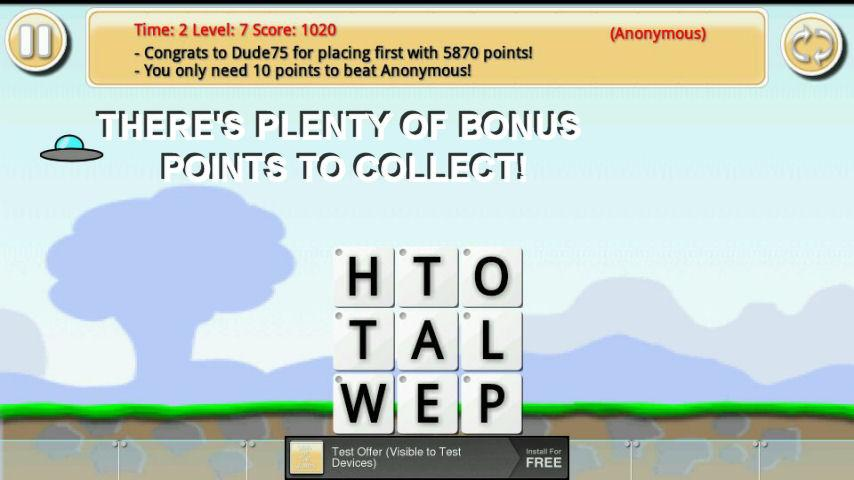 War of the Words (Free) - screenshot