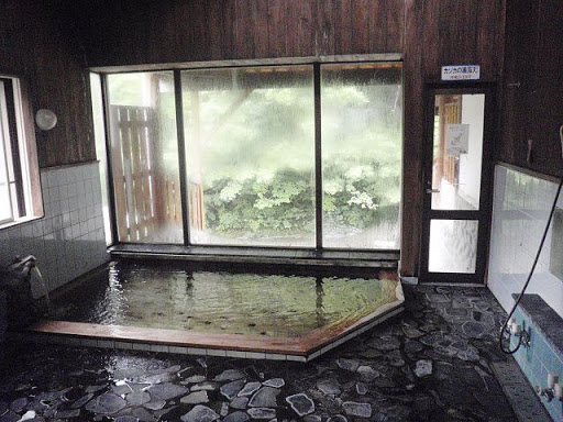 湯野川温泉