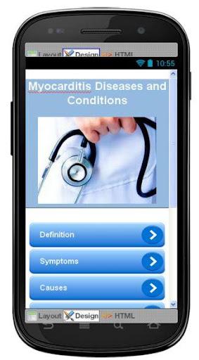 Myocarditis Disease Symptoms