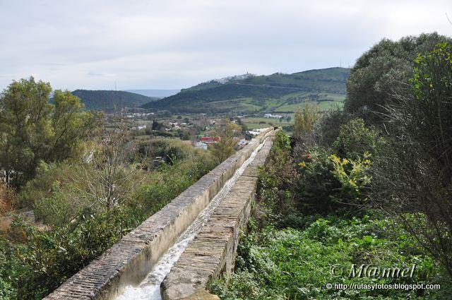Molinos de agua de Santa Lucía