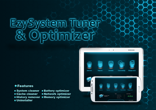 Ezy System Booster Optimizer