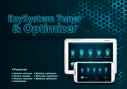 Ezy System Booster & Optimizer screenshot 0