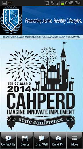 CAHPERD