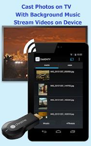 CastOnTV for Chromecast v2.01