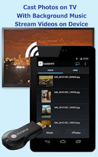 CastOnTV for Chromecast- screenshot thumbnail