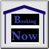 "Hotel reservation ""Booking Now"