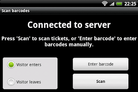 BarcodeChecker for Tickets- screenshot thumbnail