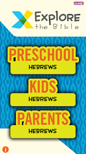 Explore the Bible: Kids- screenshot thumbnail