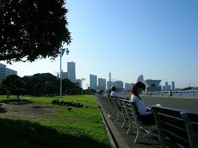Parque Yamashita