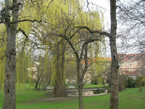 Jardín Vojanovy sady