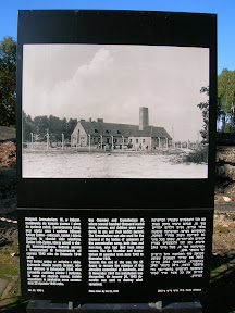 152 - Auschwitz II - Birkenau, foto del crematorio 3.JPG