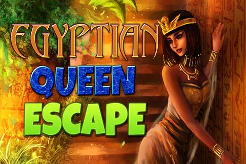 埃及貿女王逃生
