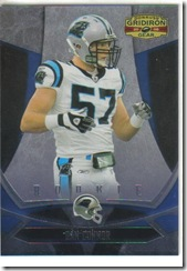 Dan Connor Rookie Front