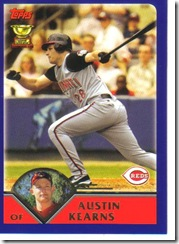 Card 24 Austin Kearns