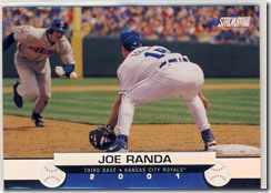 Joe Randa Stadium Club
