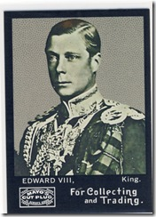 Mayo Legend Edward VIII