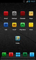 Screenshot of ColorBox Next Launcher Theme