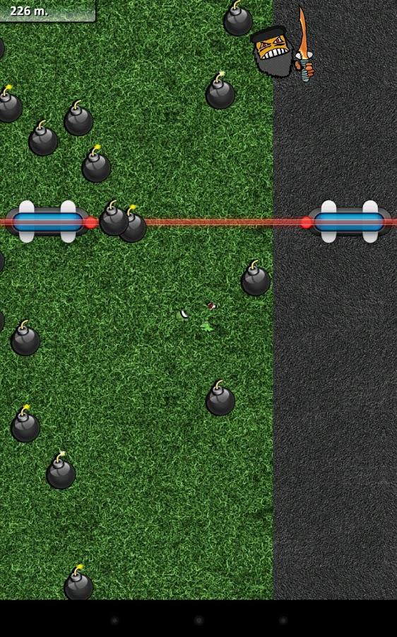 Ara Runaway - screenshot