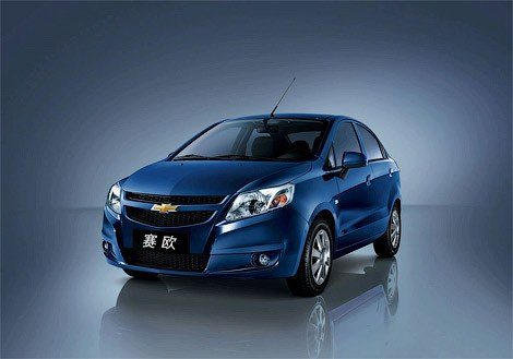 Concern GM has developed a cheap sedan