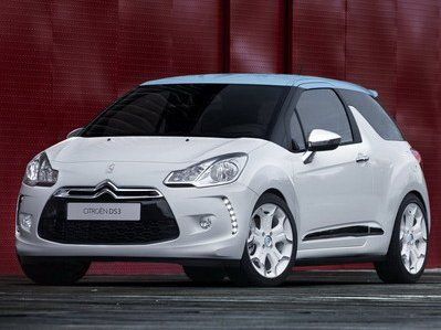 Citroen prepares sports version DS3