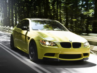 Americans have improved BMW M3 under the reduced program