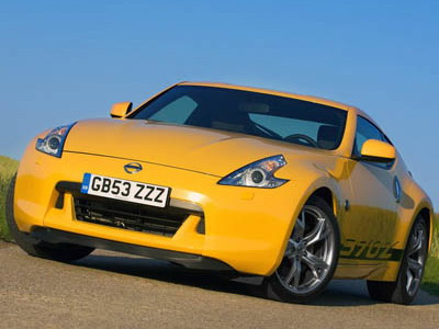 Yellow submarine 370Z