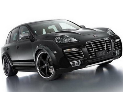 Studio TechArt has improved Porsche Cayenne Turbo S