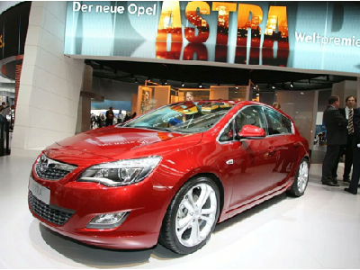 Sales Opel Astra will begin this autumn