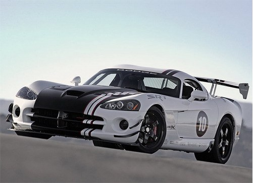 Supercar Dodge Viper SRT-10