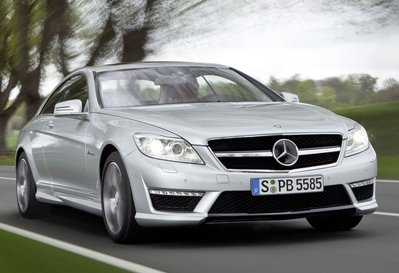 AMG presented updated Mercedes-Benz CL63