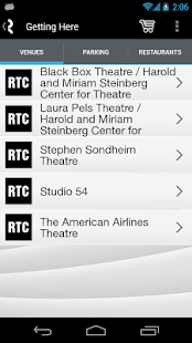 Roundabout Theatre Company - screenshot thumbnail