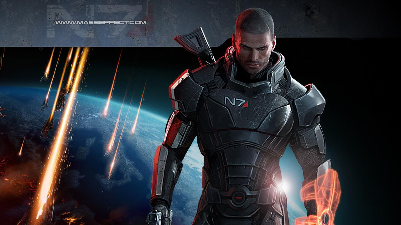Mass Effect 3 Live Wallpaper - screenshot