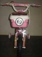 2 Sepeda Anak FAMILY CG Lampu