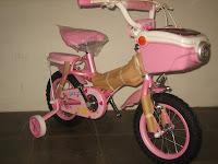 3 Sepeda Anak FAMILY CG Lampu