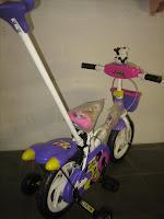 4 Sepeda Anak JEMBOLY Tongkat-Musik 12 Inci