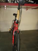 2 Sepeda Lipat FOLD-X TURBO Suspension 20 Inci