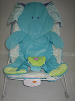 2 Baby Bouncer CARE WHIMPY ELEPHANT