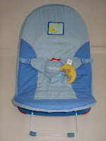 3 Baby Bouncer CARTER'S FOLD UP INFANT SEAT