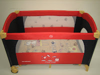 Baby Playpen CRATER 193