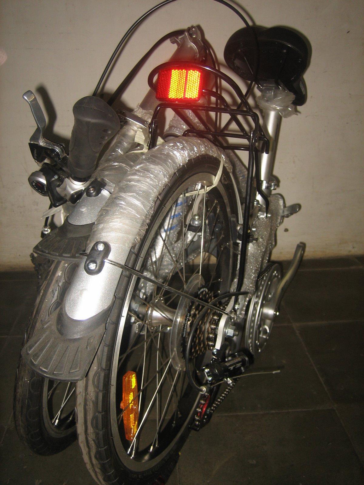 Tokosarana Mahasarana Sukses Sepeda Lipat Element Maxx