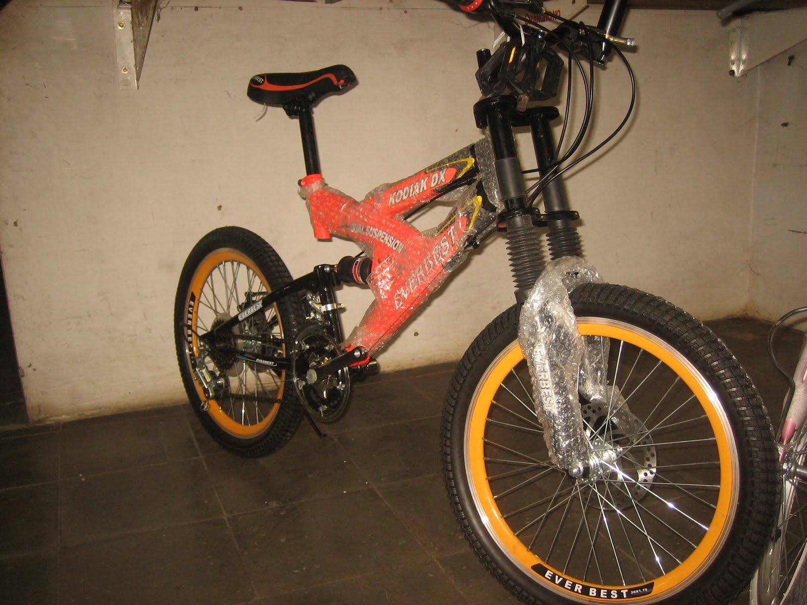 tokomagenta: A Showcase of Products: Sepeda Gunung