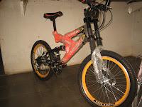 Sepeda Gunung EVERBEST KODIAX DX