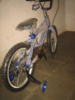 3 Sepeda Anak Senator Slammer 18 Inci