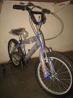 4 Sepeda Anak Senator Slammer 18 Inci