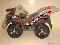 B Mobil Mainan Aki DOESTOYS DT6425 Top 2 Speed