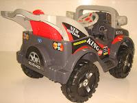 C Mobil Mainan Aki DOESTOYS DT6425 Top 2 Speed