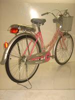 4 City Bike EVERBEST Kunci Setang dan Lampu Sen 26 Inci