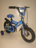 3 Sepeda Anak FAMILY TOMAHAWK 12 Inci