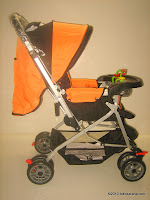 Creative Baby BS218 Classic Baby Stroller